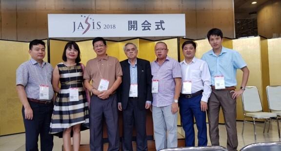 VinaLAB tham dự JASIS 2018 tại Nhật Bản