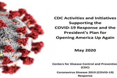 Hướng dẫn tạm thời cho doanh nghiệp Mỹ trong đại dịch COVID-19
