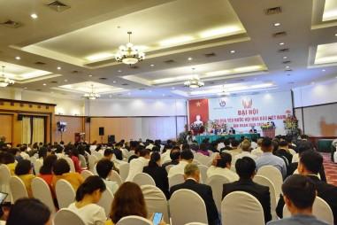 Đại hội thi đua yêu nước Hội Nhà báo Việt Nam giai đoạn 2020 – 2025
