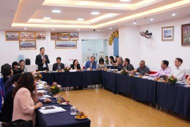 Phối hợp hoạt động chuyên ngành An toàn thực phẩm và Dinh dưỡng giai đoạn 2021 – 2025