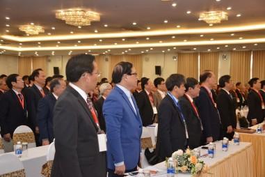 Khai mạc Đại hội Đại biểu toàn quốc Liên hiệp các Hội Khoa học và Kỹ thuật Việt Nam lần VIII