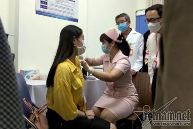 Việt Nam kỳ vọng xuất khẩu vắc xin Covivac năm 2022