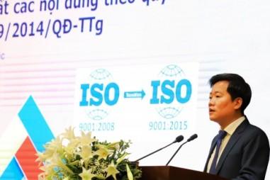 Áp dụng ISO 9001 để thúc đẩy công cuộc cải cách hành chính