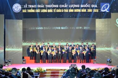 Giải thưởng Chất lượng quốc gia: Nơi khẳng định vị thế của doanh nghiệp