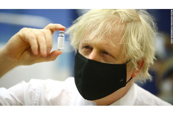 Giả thuyết về một biến thể coronavirus đánh bại các loại vaccine hiện tại