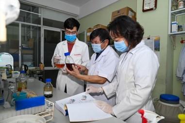 Thuốc điều trị COVID-19 của Việt Nam sẽ được thử nghiệm trên người